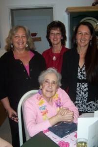 Denise Eckstadt 89 Years Old