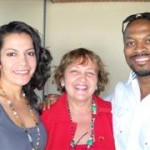 Diana Walker, Nick Ugoalah, Rocio, Vancouver BC Canada