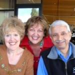 Diana Walker, Sally Pathak, Ravi Pathak Vancouver