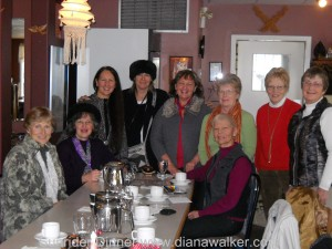 Sunrider Dinner Diana Walker Salmon Arm Thai Restaurant www.dianawalker.com