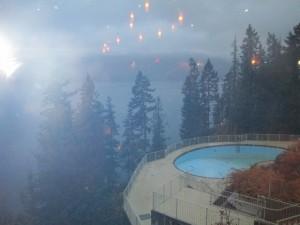 Halcyon Hot Springs Yoga Retreat Diana Walker