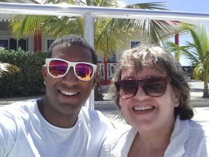 Jesse Walker Diana Walker Grand Cayman Island Caribbean March 2014