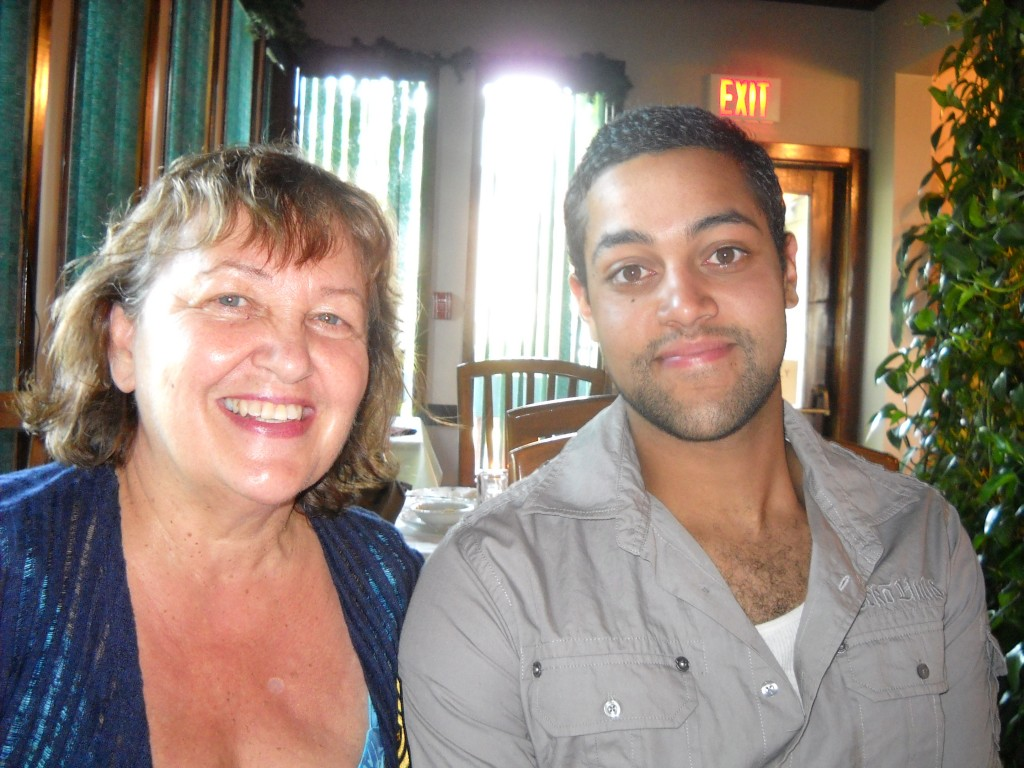 Diana Walker and Gabe Walker Salmon Arm BC Canada