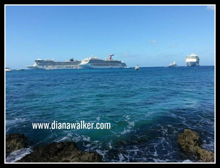 Caribbean Vacation Grand Cayman Diana Walker 2019
