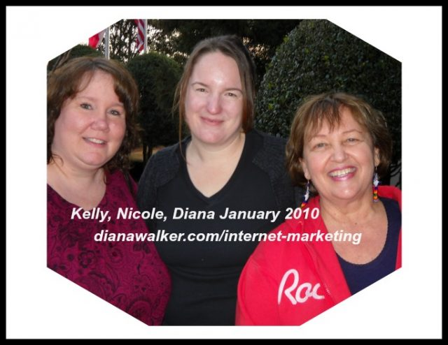 Internet Marketing Kelly Nicole Diana