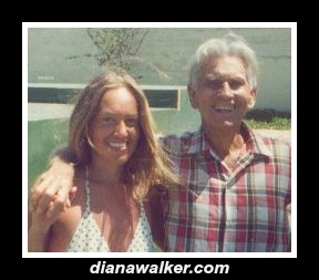 Diana Walker Dr Paul Bragg 1975 Hawaii